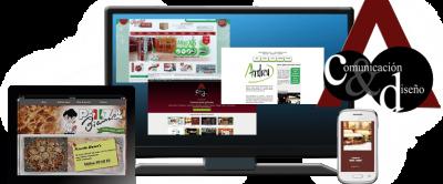 Alcaraz   Comunicación y Diseño - Webs