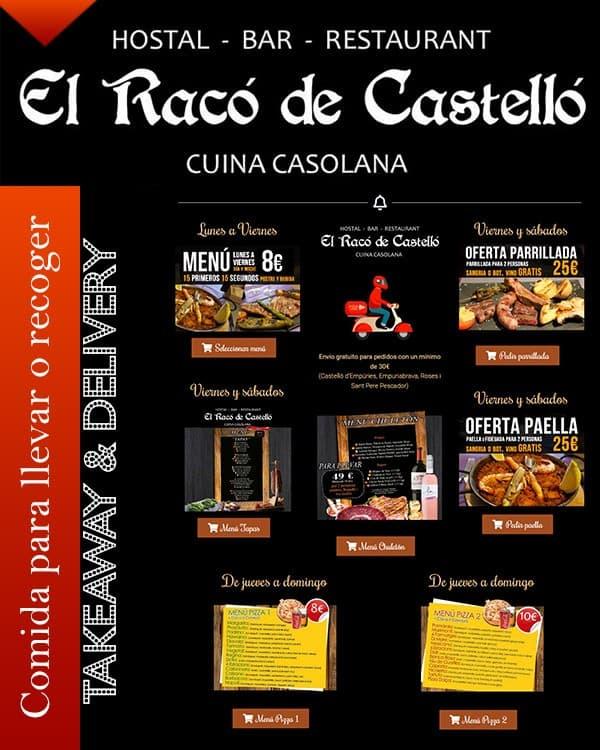 """Web de """"El Racó de Castelló"""""""