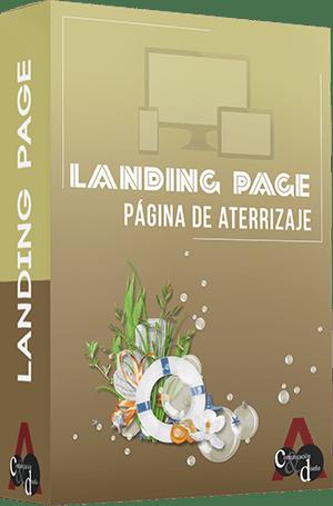 Landing Page - Página de aterrizaje
