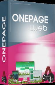 Web de una página
