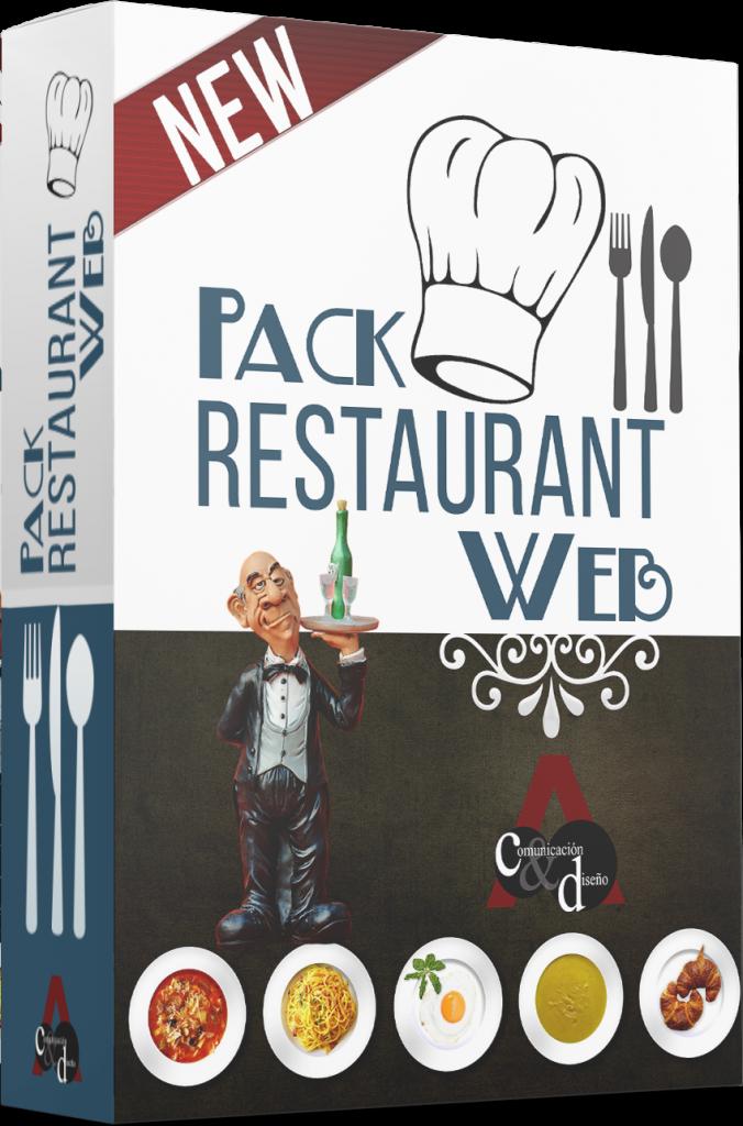 Web para restaurantes y bares